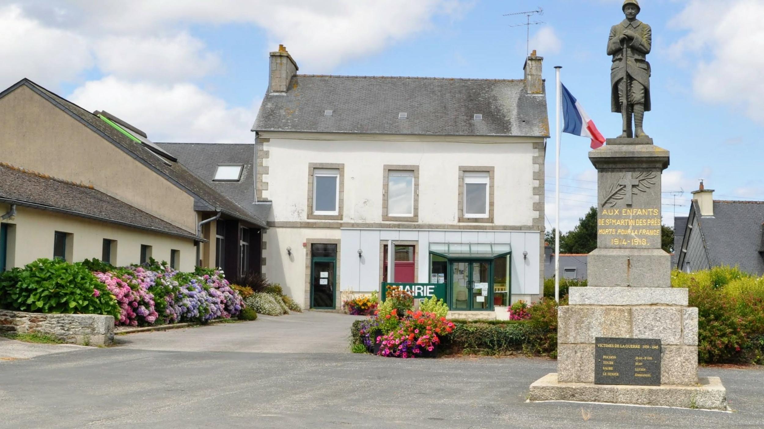 Commissions, délégations - St Martin des Prés
