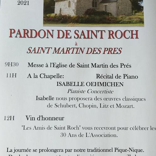 Les amis de Saint Roch