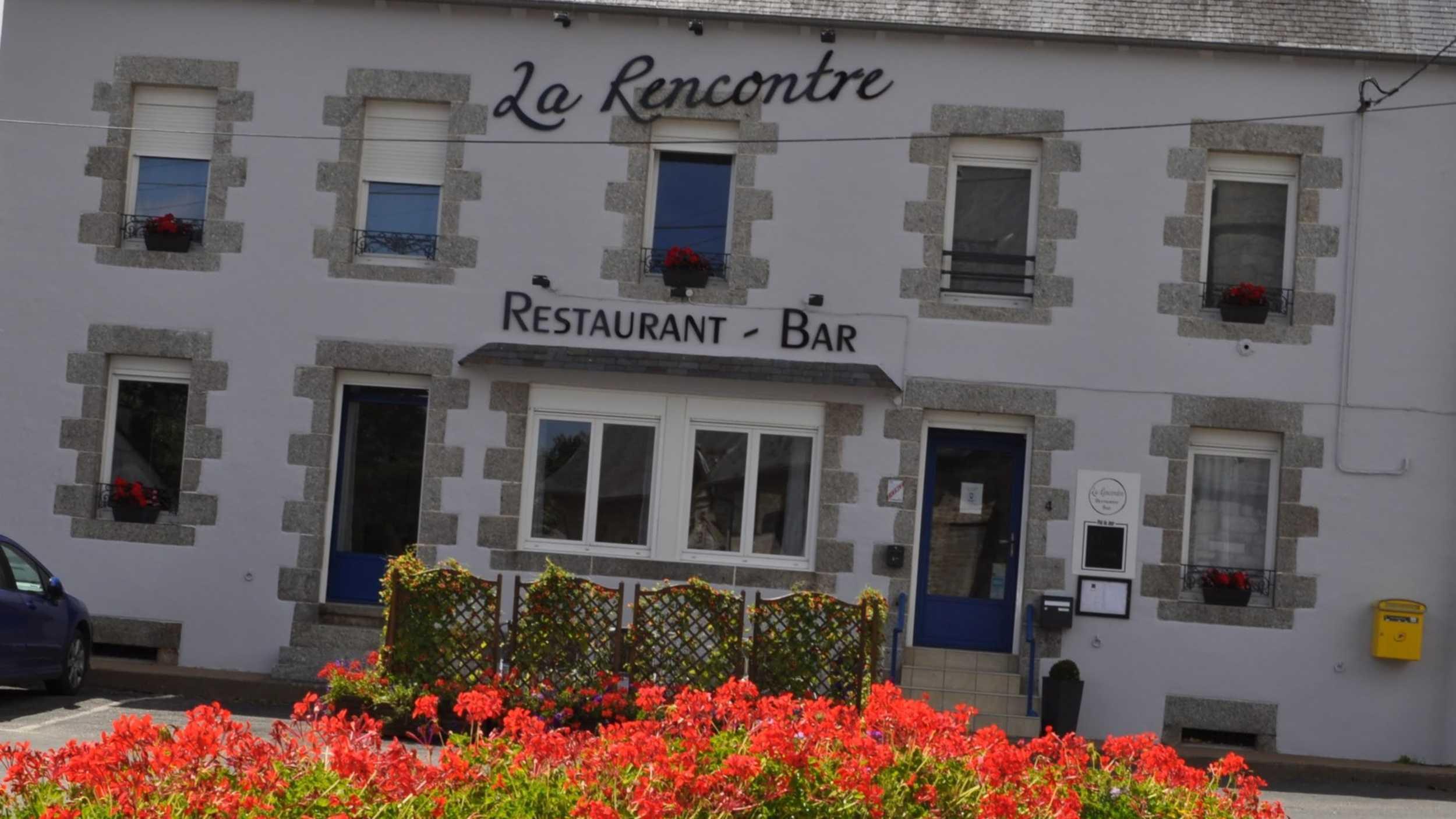 Restaurant «La Rencontre» - Saint-Martin-des-Prés