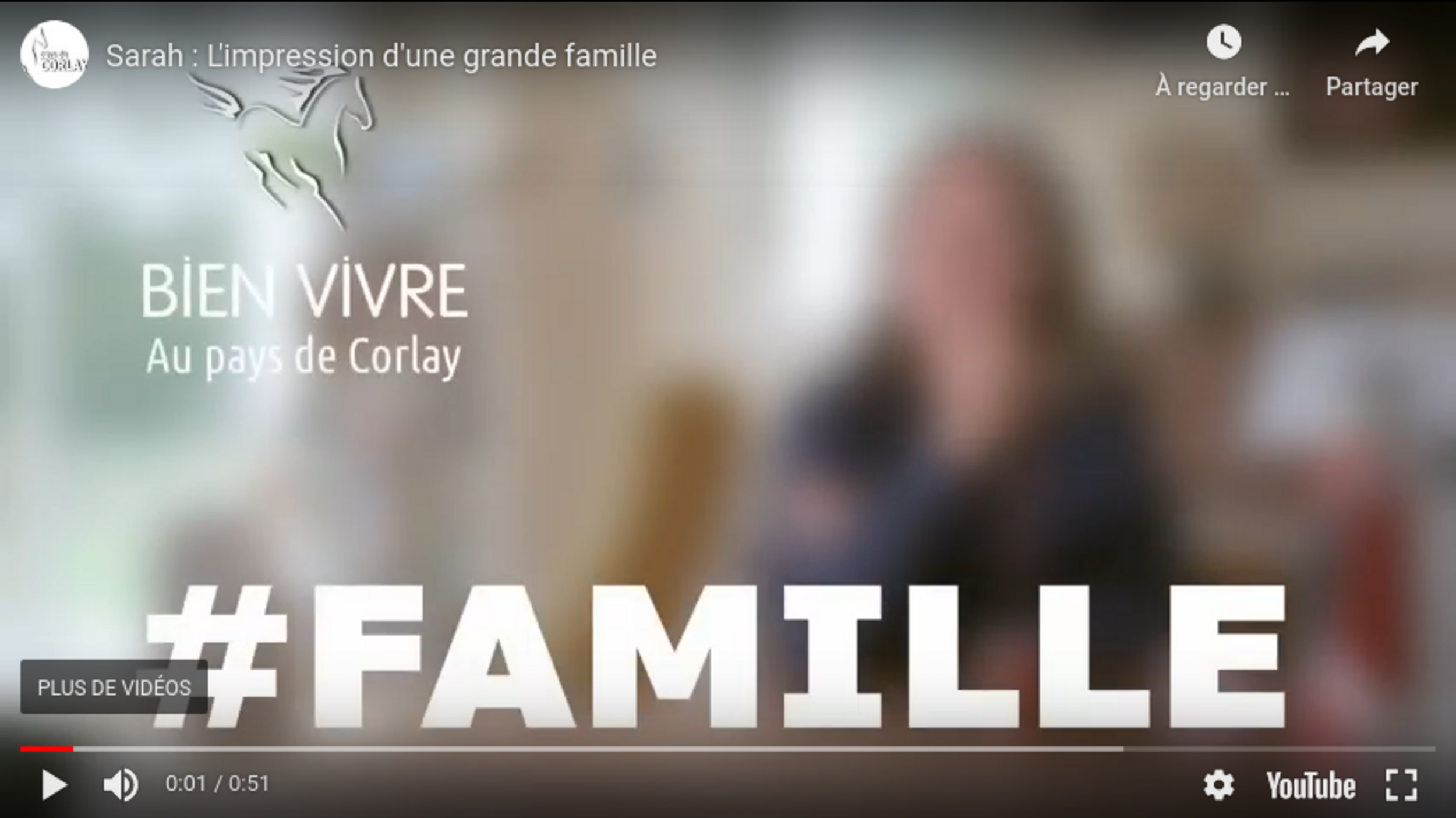 Vivre et travailler au Pays de Corlay : L''impression d''une grande famille.