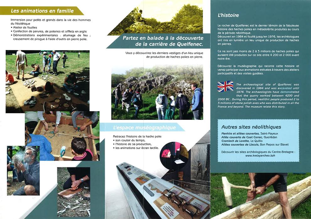 La Maison de l''archéologie de Plussulien & La carrière néolithique de Quelfenec captured'ecrande2020-02-1309-14-51