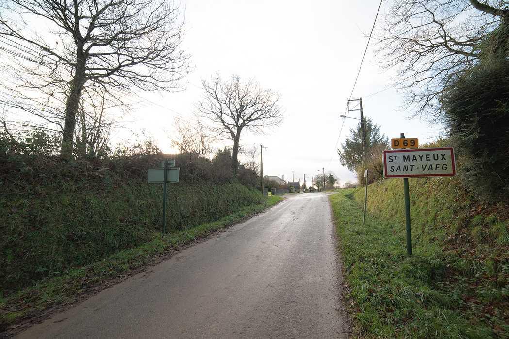 Les parcours de cyclisme - Saint-Mayeux 0