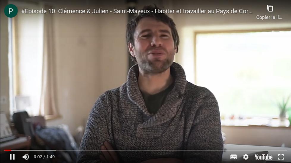 #Episode 10: Clémence & Julien - Saint-Mayeux - Habiter et travailler au Pays de Corlay 0