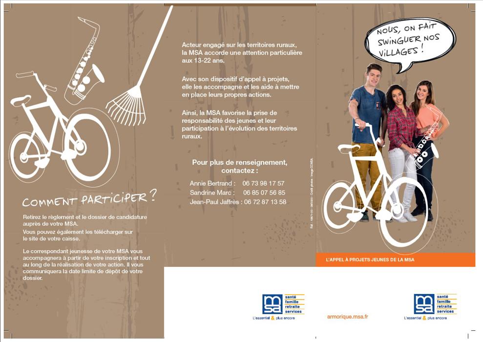 Appel à Projets Jeunes : mieux vivre en milieu rural - de 13 à 22 ans 0