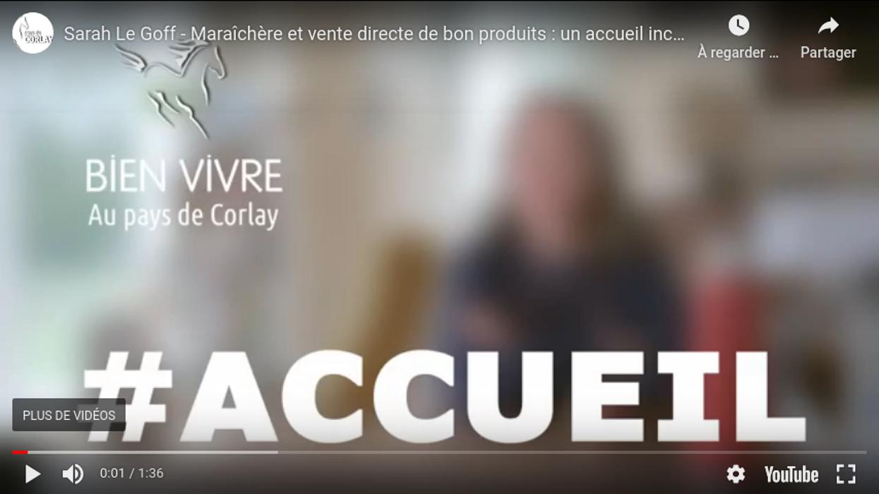 Sarah Le Goff - Maraîchère et vente directe de bon produits : 0