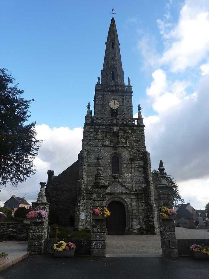 Église de Saint-Mayeux 0
